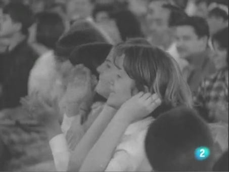 Concierto Beatles España 1965